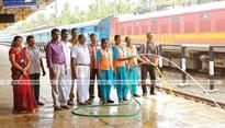 Water woes of Guruvayur station ends; 1 lakh litres of water daily