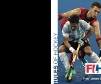 FIH releases Rules of Hockey 2017
