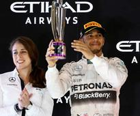Lewis Hamilton Says he Was Left With a Mountain to Climb in the Abu Dhabi GP
