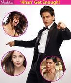 Deepika, Priyanka, Alia  actresses bitten by the SRK bug!