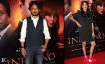 Inferno India premiere: Irrfan Khan, Richa Chadha, Raju Hirani spotted