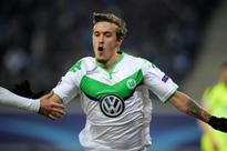 Germany's Max Kruse escapes injury after car crash