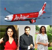 AirAsia Flight QZ8501 Disappears: Parineeti Chopra, Rani Mukherjee Pray for Safe