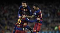 Messi stars as Barcelona put six past Celta in astonishing performance