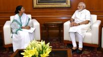 Mamata meets Modi for funds, taking up river issue with Dhaka