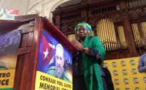 AU's Dlamini-Zuma praises late Fidel Castro