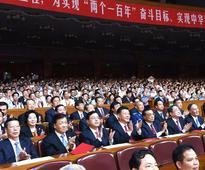 Top DPRK leader congratulates President Xi on CPC anniversary