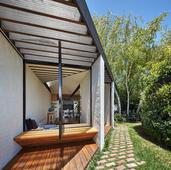 The evolution of the verandah: from uncommon canopies to unusual outdoor rooms
