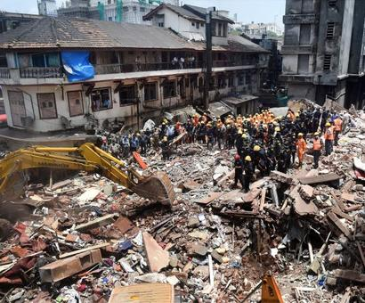 Mumbai building collapse: Search ops called off, death toll 33