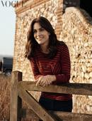 Kate Middleton follows Princess Diana's footsteps by gracing cover of British Vogue