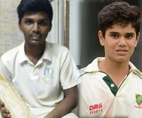 Truth of Sachin's son's selection