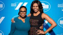 Oprah Scores Final White House Interview With Michelle Obama as First Lady to Air on CBS, OWN