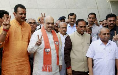 Gujarat 'unassailable fortress of BJP': Shah