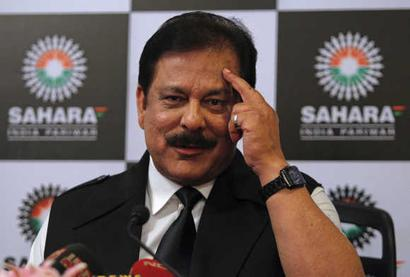 I-T dept issues Rs 24,646 cr notice to Sahara's Aamby Valley