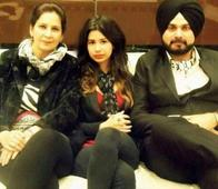 While Sidhu Battles His Commitment To Politics And TV, His Glamorous Daughter Rabia Is Winning Hearts On The Internet