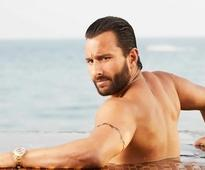Saif Ali Khan: I am happy with my decision to act