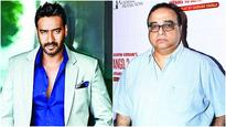 Ajay Devgn-Rajkumar Santoshi part ways?