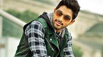 Allu Arjun joins the cast on the sets of his next flick, Duvvada Jagannadham