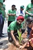 Fortis Hospital, Bengaluru takes up Swachh Bharat Mission for a greener and cleaner Bengaluru