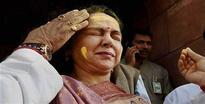 In pics: Parliamentarians celebrate Holi