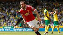 Manchester United's Juan Mata happy to fight for his place after Alexis Sanchez arrival