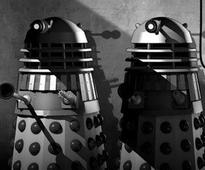 Animated Series DOCTOR WHO: THE POWER OF THE DALEKS Coming to Theaters Nationwide