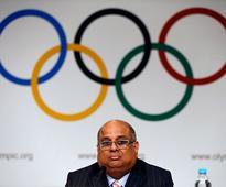 Rio 2016: N Ramachandran awarded the Olympic Order by IOC President Thomas Bach