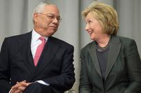 Colin Powell makes last-minute endorsement of Clinton for president