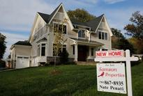 U.S. new home sales race to near nine-year high