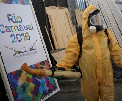 WHO chief going to the Olympics, says Zika risk low