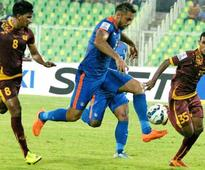 Robin Singh sparkles in India's 2-0 win over Sri Lanka in SAFF Cup