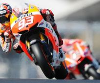Marquez Clinches French MotoGP Pole