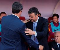 Luis Enrique hails Barca consistency after title win