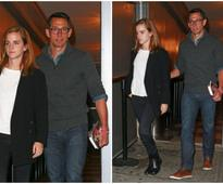 Is Emma Watson really dating an older man?