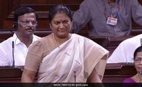 Relief For Expelled AIADMK Lawmaker Sasikala Pushpa