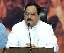 Jammu And Kashmir Is The Crown Of The Country: JP Nadda