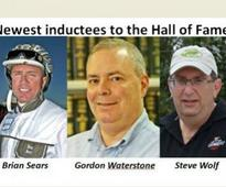 Sears, Waterstone, Wolf voted into Hall of Fame