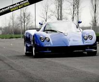 Chris Harris video: Pagani Zonda S