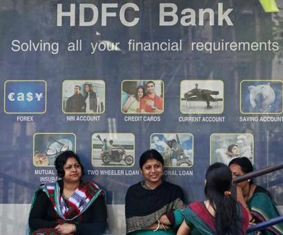 Moody's ups ratings of four Indian financial institutions