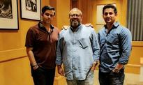 PINK director Anirudha Roy Chawdhary signed by Ajay Kapoor and Sam Fernandes - News