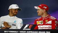 Sort it 'face to face' like men: Hamilton tells Vettel