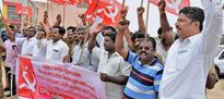CPI (M) stages demonstration