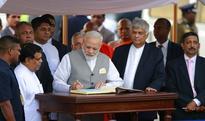 'PM Modi one of our own', says Sri Lanka