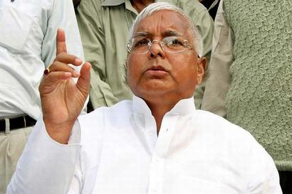 Lalu invokes gods, seeks astrological remedies to tide over 'difficult' times