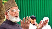 Syed Ali Shah Geelani tones down hawkish stand