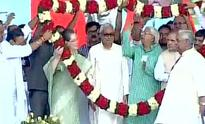 Sonia Gandhi dubs Modi-led NDA as 'anti farmer'