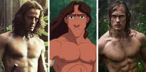 A look at Tarzan throughout the ages