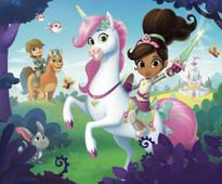 Nickelodeon Invites Preschoolers along for Thrilling Adventures with an Unconventional Princess in Nella the Princess Knight, Brand-New Animated Series Premiering Mon., Feb. 6, at 10 A.M. (ET/PT)