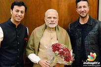 Salim-Sulaiman join hands with Narendra Modi! AND HOW!&#63