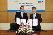 Lockheed Martin and DSME partner for multi-mission combat ship